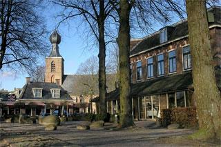 wandelen of fietsen naar B&B in Dwingeloo